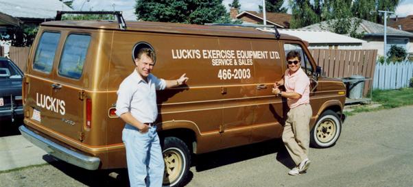 Lucki Exercise Equipment Ltd.